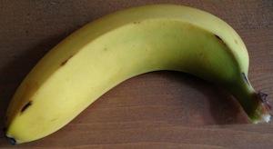 Banana Sample 3