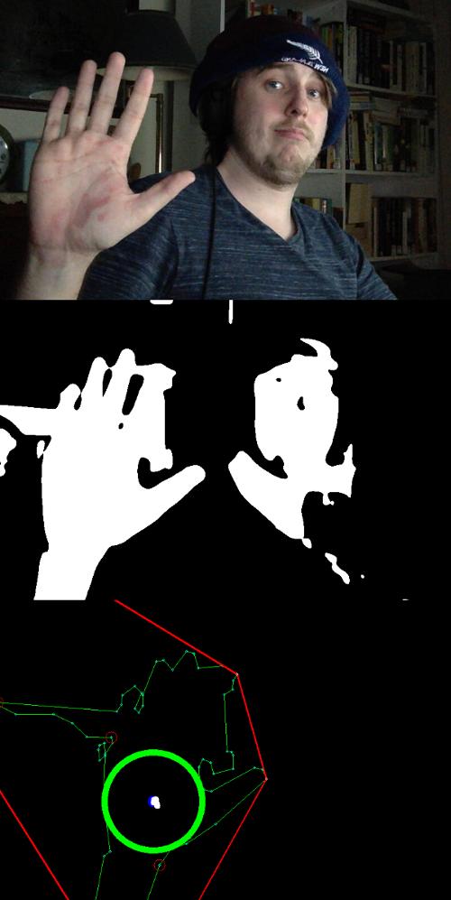 Poor Hand Detect