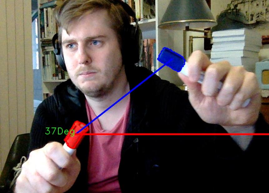 Angle Tracking